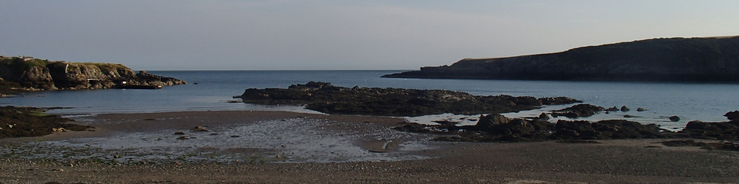 Traeth Bach, Cemaes Bay, Anglesey, North Wales